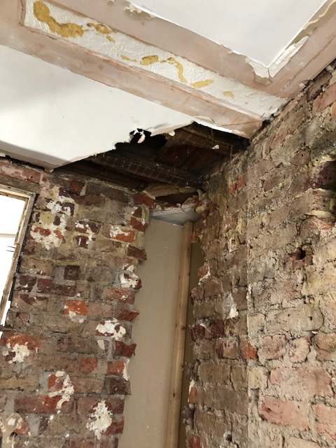 Before: Renovation of a one-bed flat in a 1900s terrace in Brighton
